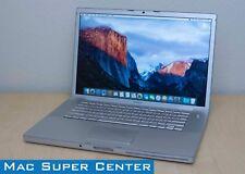 "Apple MacBook Pro 15"" - 2.4GHz Intel Core 2 Duo  2GB Ram  200GB HD  El Capitan"