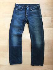 DIOR HOMME MII Denim Jeans 31 Bleu Marine Hedi Slimane Jake UMC