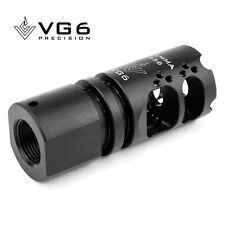 VG6 Precision GAMMA 556 EX Muzzle Brake for 5.56/223 1/2-28 TPI w/ Crush Washer