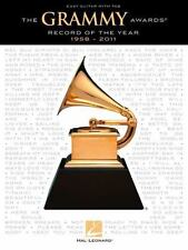 The Grammy Awards Record of the Year 1958-2011 (Easy Guitar), Hal Leonard Corp.,