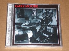 GARY MOORE - STILL GOT THE BLUES - CD + BONUS TRACKS SIGILLATO (SEALED)