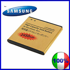 Batteria Gold 2450mAH SAMSUNG GALAXY S ADVANCE i9070