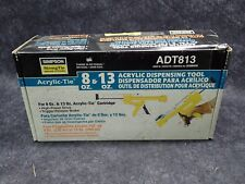 Simpson Strong-Tie Anchor Systems Adt813 Acrylic-Tie 8/13oz Dispensing Tool