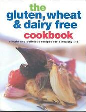 The Gluten, Wheat and Dairy Free Cookbook by Graimes, Nicola