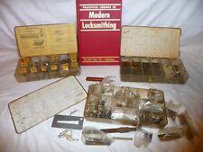Kwikset Weiser Amp Westlock Builder Keying Kit Lot Of 3 With Book Professional Locks