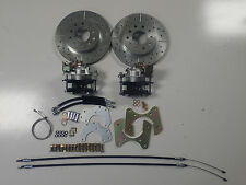 68 69 70 71 72 CHEVELLE GTO REAR DISC BRAKE CONVERSION