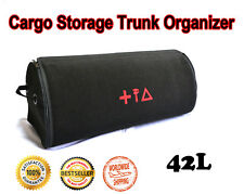 Emergency Cargo Trunk Organizer Bag 42L Boot Cargo Storage Folded Fit Pontiac