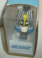 X MEN WOLVERINE RARE NEW IN THE BOX NELSONIC WATCH 1990s CARTOON FIGURE FACE 181