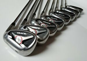 TaylorMade Burner Irons Set, R/H - 4 to SW (8 Irons), Uniflex Shafts