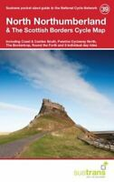 North Northumberland & the Scottish Borders Cycle Map 39 Includ... 978191084