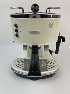DeLonghi ECO310W 15-Bar-Pump Espresso Machine, White