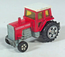 "Vintage Tomica Tomy American Tractor 3"" Diecast 1/74 Scale Model 80 Tough Farm"
