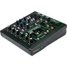 Mackie ProFX6v3 6 Channel Effects Mixer