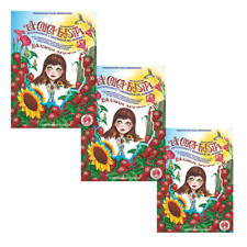 LA CHICA FRESITA Car Air Freshener Deodorant Strawberry Fresa Aromatizante 3 pcs