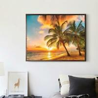Sunset Glow Full Drill 5D DIY Diamond Painting Embroidery Cross Stitch Kit Art