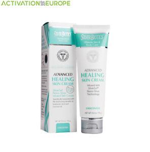 Silver Biotics Advanced Healing Skin Cream – Unscented 3.4 oz/96g