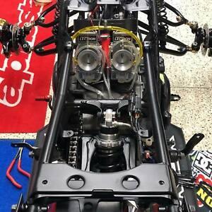 Yamaha RD350LC Banshee  Lectron Powerjet Carbs 36mm Hi Velocity