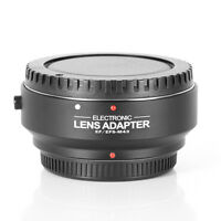 AF Auto Focus Adapter for Canon EOS EF EF-S Lens to M4/3 MFT Micro Four Thirds