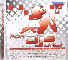 Various – For DJs Only 2011/07 - Cd Sealed Sigillato House