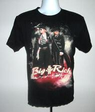 MENS BIG KENNY & JOHN RICH T SHIRT LARGE 2012 TOUR COUNTRY MUSIC