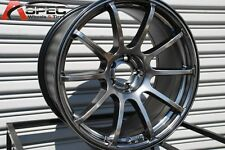 18X9 ROTA G FORCE WHEELS 5X100 RIM SRT4 GOLF MATRIX WRX