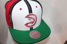 Atlanta Hawks Mitchell & Ness NBA Rally Caps Snapback,Hat,Cap        $ 34.00 NEW