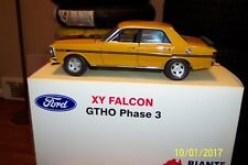 1:18 DieCast BIANTE MADE BY UT LI 1972 FORD XY FALCON GTHO PHASE 3  RARE AND MIB
