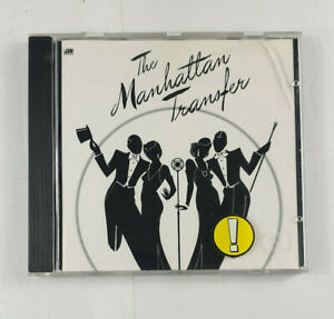 Manhattan Transfer - The Manhattan Transfer - Manhattan Transfer CD
