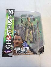 Ghostbusters Series 4 Slimed Peter Venkman Figure by Diamond Select