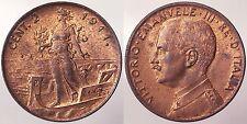 2 CENTESIMI 1911 REGNO D'ITALIA VITTORIO EMANUELE III Q.Fdc #9966