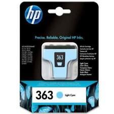 HP 363 cb283e Light Cyan PhotoSmart 3110 3210 3310 8250 C5180 C8180 New D