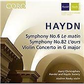 Haydn: Le Matin [Handel and Haydn Society, Aisslinn Nosky, Harry Christophers] [