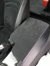 PSDesigns BMW E9X M3 GTS Style Arm Rest Delete (Alcantara trimmed)