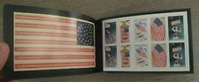 USA 2003 OLD GLORY BANDIERA AMERICANA LIBRETTO PRESTIGE AUTOADESIVO VALORE 7,40$
