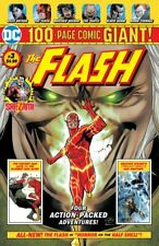 FLASH DC 100 PAGE GIANT #3 WAL-MART EXCLUSIVE COMIC VF/NM SOLD OUT!