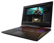 "Lenovo IdeaPad Y910 17.3"" Laptop i7 6820HK 16GB 1TB+256GB SSD GTX1070 80V1000BUK"
