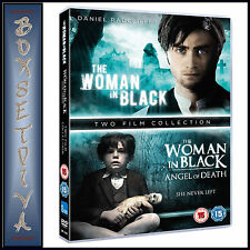 WOMAN IN BLACK & WOMAN IN BLACK 2: ANGEL OF DEATH *BRAND NEW DVD 2 FILM BOXSET**