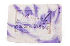 Natural Organic Lavender Soap w/ Coconut, Olive, Almond, Grapeseed,Flax Oils 80g