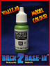 Vallejo Model Color Acrylic Paint 17ml Bottle Olive Green 70967