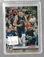 2018 Panini Chronicles Basketball Luka Doncic rookie card - Mavericks