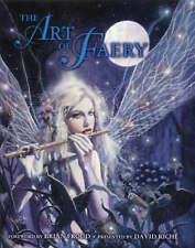The Art of Faery by David Riche (Paperback, 2005)