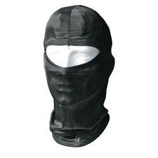Bandane, sottocaschi e foulard antivento neri per la guida di veicoli 100% Cotone