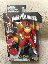 RED RANGER ZEO Mighty Morphin Power Rangers Legacy Collection MMPR LIMITED