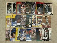 Ken Griffey Jr 24 Card Lot - Seattle Mariners & Cincinnati Reds  HOF