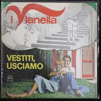I Vianella - Vestiti , Usciamo - ARISTON - AR-LP- 12272 - Vinile V003143