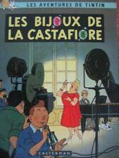 "TINTIN ""Les Bijoux de la Castafiore ""edition 1963"