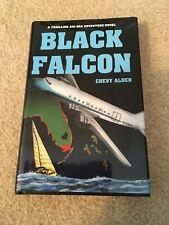Signed - BLACK  FALCON - Chevy Alden (1988  Edition  Hardback)