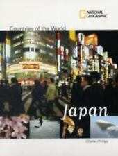 National Geographic Countries of the World: Japan-ExLibrary