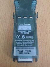 Cisco Original 1000Base-T GBIC Transceiver Module  Modell: WS-G5482