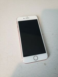 FOR PARTS ONLY Apple iPhone 7 - 32GB - Rose Gold A1778 (GSM)